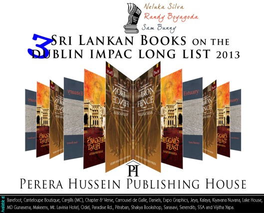 Perera Hussein Books on the Dublin IMPAC longlist!