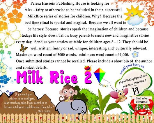 MilkRice 2 AD