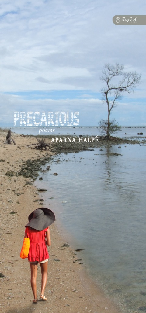 Precarious - poems by Aparna Halpe
