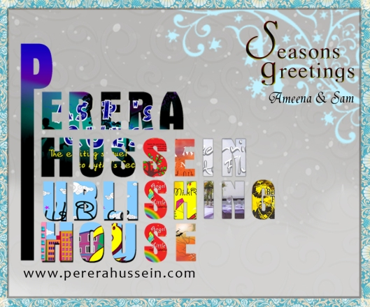 Season's Greetings from us at Ph!
